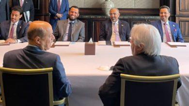 صورة أبرز ماجاء خلال لقاء عيدروس الزُبيدي بمبعوث الأمم المتحدة إلى اليمن مارتن غريفيث؟