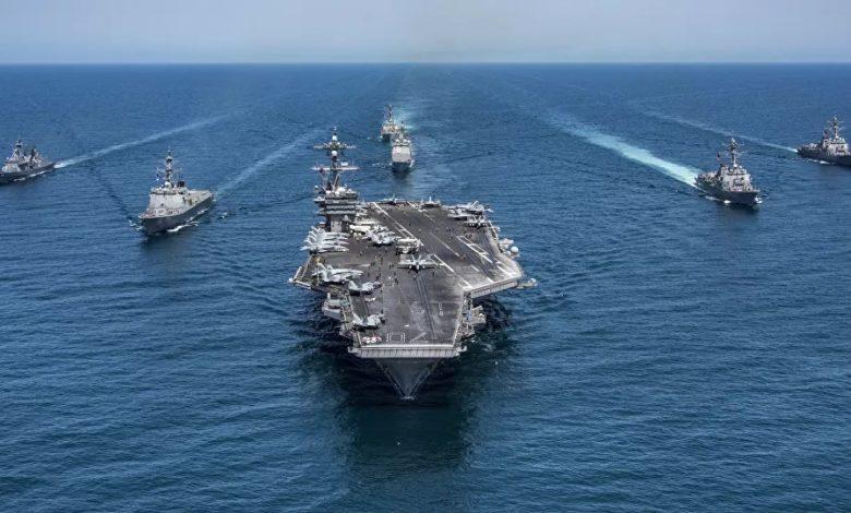 أمريكا ترسل قوة ضاربة إلى منطقة الخليج رغم إشارات التهدئة مع إيران