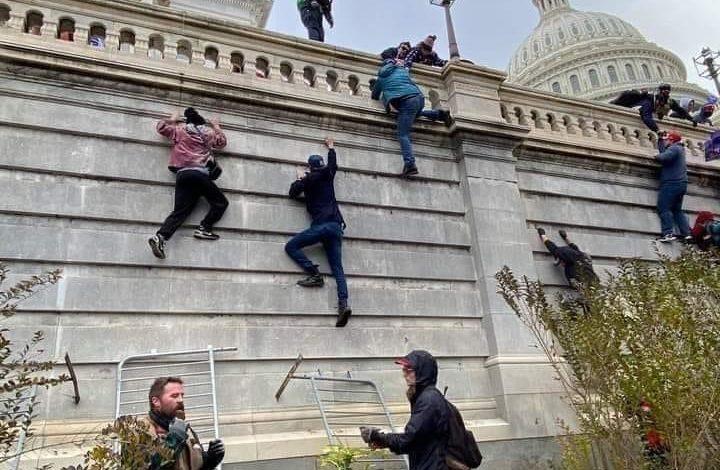 انقلاب في أمريكا