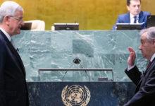 صورة الأمم المتحدة تعيد تعيين غوتيريش لولاية ثانية كأمين عام