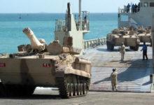 صورة الإمارات تفكك قاعدة عسكرية في إريتريا تحسبا لنهاية الحرب في اليمن وإعلان انسحابها والرياض تنتظر
