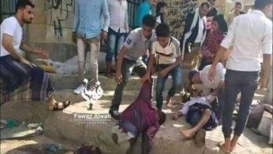 صورة تعز ومجزرة بير باشا.. ثمار تكريس الملشنة ولغة السلاح