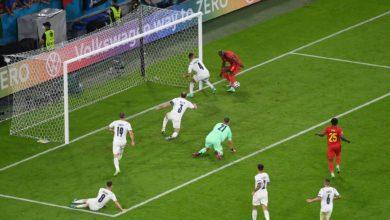 صورة إيطاليا تقصي بلجيكا وتضرب موعدا ناريا مع إسبانيا في نصف نهائي أمم أوروبا