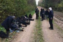 صورة من هم اليمنيين الذين تم احتجازهم اثناء محاولتهم عبور أراضي بولندا؟