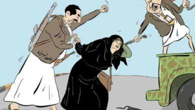 صورة محامي يفجر قنبلة ويكشف عن اختطاف مسئول حوثي ثلاث فتيات إلى منزله واغتصابهن مرارا وتصويرهن
