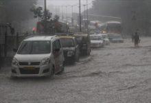 """صورة ارتفاع حصيلة قتلى الأمطار إلى 119 وعشرات المفقودين بالهند """"صور"""""""
