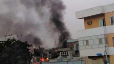 """صورة بيان عاجل للجنة الأمنية في عدن حول أحداث واشتباكات الشيخ عثمان """"تفاصيل"""""""
