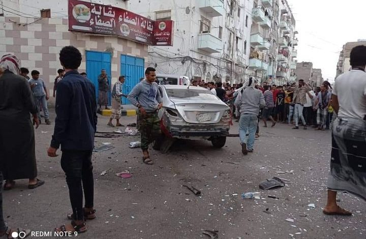 تفاصيل الانفجار الذي شهدته عدن مساء اليوم وإحصائية بالضحايا