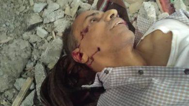 """صورة العثور على جثة مدير جهاز المخابرات مقتولا في عدن بعد يوم من اختطافه """"صورة"""""""