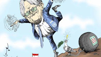 صورة الامم المتحدة والسلام في اليمن