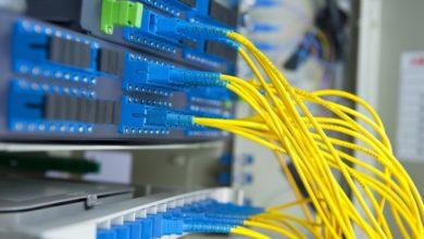 صورة خدمات الانترنت تعود الى مأرب