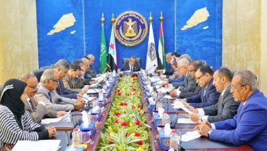 صورة الانتقالي: تعزيز صمود الجبهات يستوجب نقل القوات العسكرية من الجنوب وفق اتفاق الرياض