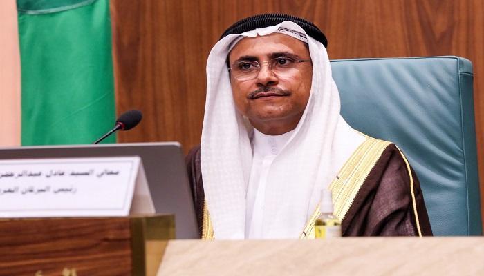 صورة البرلمان العربي يثمن استضافة السعودية لقمة مجموعة 20