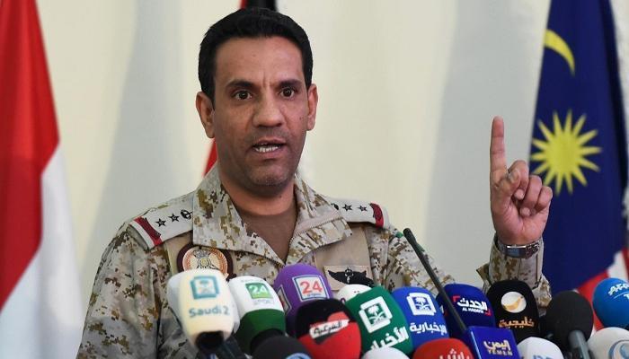 صورة التحالف العربي: هجمات الحوثي ضد السعودية جاءت بإملاءات جنرالات إيران