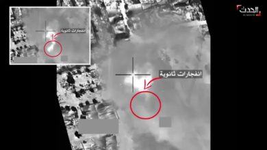"""صورة إعلان عاجل للتحالف العربي عن عملية جديدة للسعودية في صنعاء """"تفاصيل وأسماء المناطق المستهدفة"""" فيديو"""