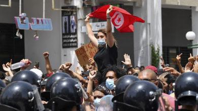 صورة أول تعليق من جامعة الدول العربية على أحداث تونس