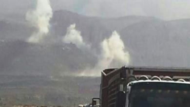 صورة إعلان عسكري عاجل للتحالف بشأن معارك الجوبة بمأرب