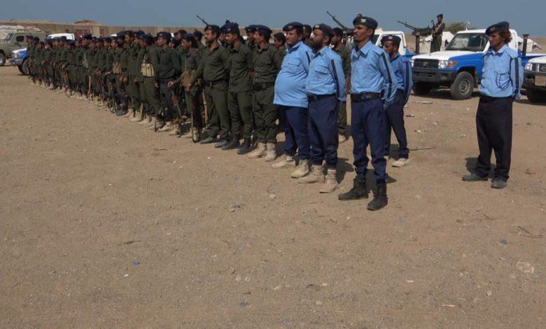 الحديدة.. تدشين المنطقة الأمنية الجنوبية وتخرج دفعة جديدة للأمن العام