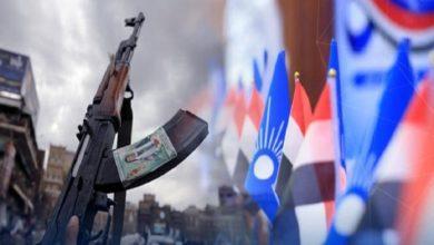 صورة الحوثي والإخوان.. مشاريع الموت تزداد تطرفاً