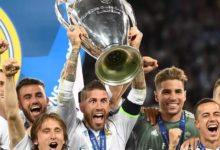صورة الدوري الإسباني.. سيرجيو راموس يودع ريال مدريد خلال حفل تكريم مثير