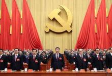 صورة في الذكرى المئوية لتأسيس الحزب الشيوعي الصيني ..!!
