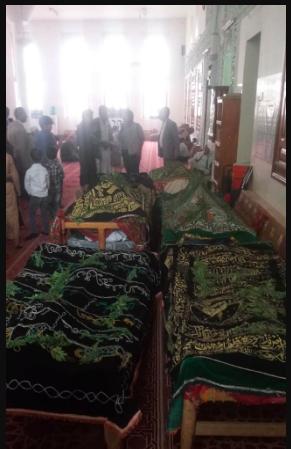 صورة مطلع رمضان حادث مروري مروع يودي بحياة ستة أفراد من عائلة الرفيق وعائلة محمد خميس
