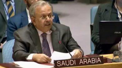 صورة السعودية تبلغ مجلس الأمن رسميا عزمها على اتخاذ هذا الإجراء في اليمن ردا على اعتداءات الحوثيين