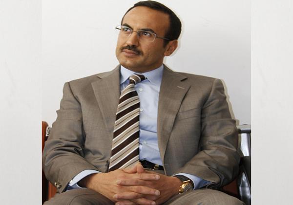 صورة اطلاق حملة الكترونية واسعة للمطالبة برفع العقوبات عن السفير احمد علي