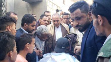 صورة تعز تستقبل جثمان الصحفي أديب الجناني وتدعو للمشاركة الفاعلية في تشييع جثمانه غدا