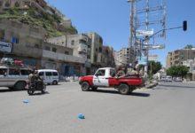 صورة عناصر من الشرطة العسكرية تغتال مواطناً داخل مدينة تعز