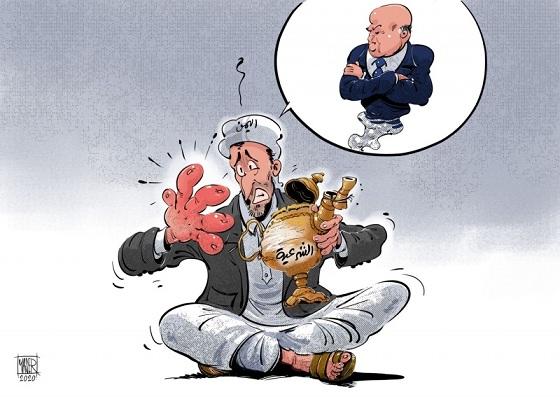 """الشرعية تواجه التصعيد الحوثي في مارب بحملات تويترية """"تفاصيل"""""""