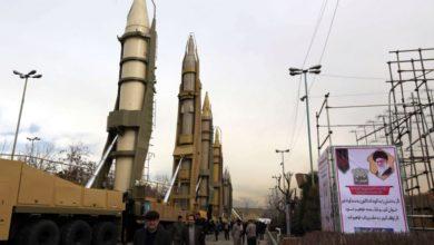 صورة الصواريخ الإيرانية… والأجندة إسرائيلية