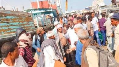 صورة الصومال تستقبل لاجئين يمنيين