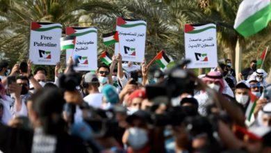صورة العالم ينتفض انتصارا لفلسطين.. مسيرات غاضبة تجتاح عدة مدن