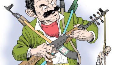 صورة الفن في زمن الحوثي
