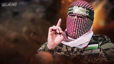 صورة كتائب القسام تعلن تعليق تنفيذ ضربة صاروخية غير مسبوقة تغطي كل إسرائيل حتى التأكد من التزامها بالتهدئة