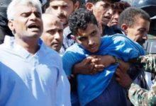صورة اعدام ابناء تهامة يكشف ارهاب من نوع آخر