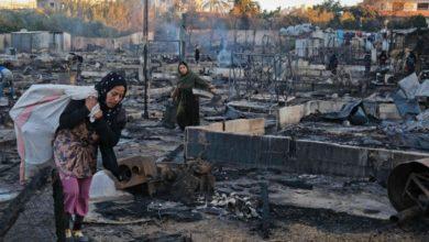 صورة المشهد الجيوسياسي الجديد في الشرق الأوسط