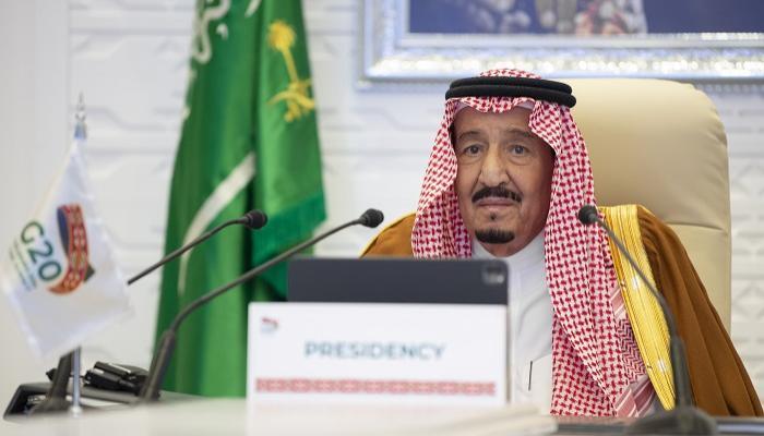 صورة الملك سلمان لقادة العشرين: العالم يواجه تحديا صحيا غير مسبوق والتعاون الدولي والعمل المشترك هو السبيل لتجاوز الأزمات