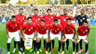 صورة المنتخب الأول لكرة القدم يعسكر في حضرموت