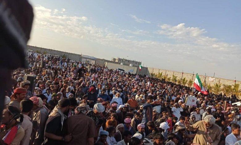 المهرة تعلن جنوبيتها وترفض مشاريع التقسيم القادمة من صنعاء