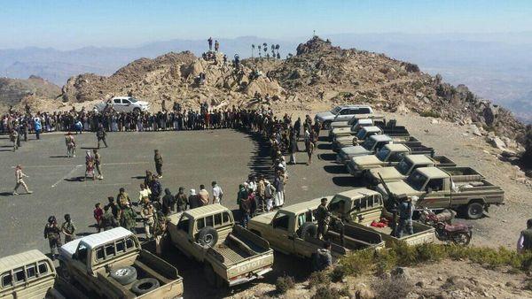 أخر مستجدات المعارك في تعز وأين وصلت قوات الجيش الان؟