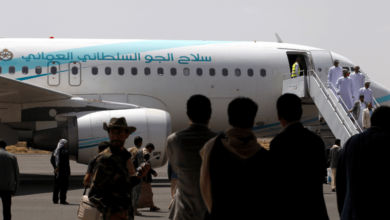 صورة واشنطن والتحرك العماني في اليمن