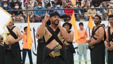 صورة اليمنيون يواجهون إرهاب الحوثي بثقافة الأجداد