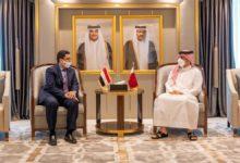 """صورة اليمن وقطر يستأنفان العلاقات الثنائية """"تفاصيل"""""""