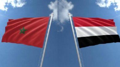 """صورة اليمن يدعم مغربية الصحراء ويحذر من تسليح إيران لـ""""البوليساريو"""""""