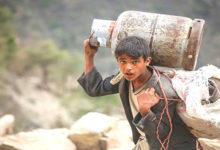 صورة اليمن.. طفولة مبعثرة وأحلام تهرسها الحرب