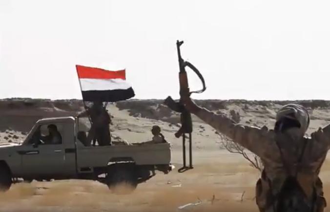 """الجيش يعلن عن انتصارات جديدة وتحرير مواقع استراتيجية بإسناد من القبائل والتحالف """"تفاصيل"""""""