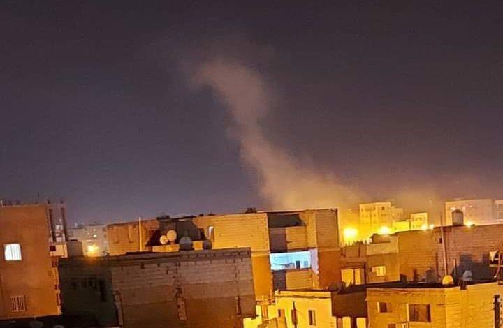 انفجار عنيف في عدن