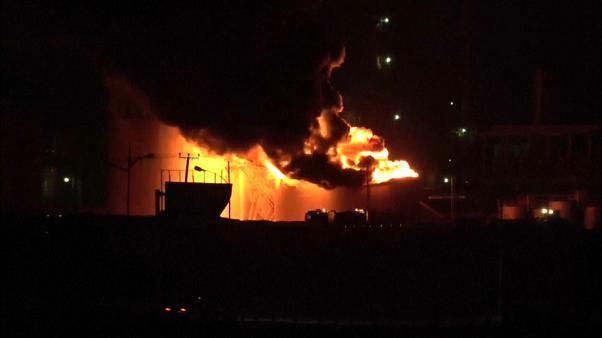 انفجار في عدن
